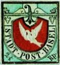 1845 Basel Dove