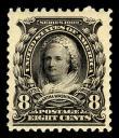 US #306  Martha Washington