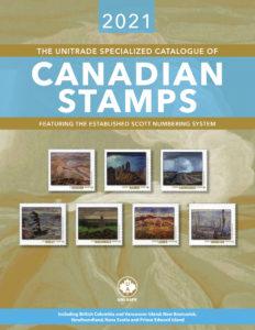 Catalogue Unitrade spécialisé des timbres canadiens