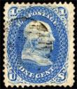 1868 benjamin franklin z-grill