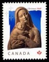 2010 Canada Christmas stamp