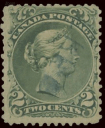 The finest known copy canada stamps #32