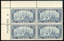 Canada Plate block with plate number-Unitrade #204