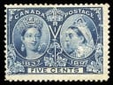 Defect stamp specimen