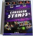 2017 Catalogue Unitrade spécialisé des timbres du Canada