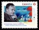 2011 International Year of Chemistry stamp