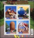Roadside Attractions stamp 2011