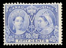 Ornate stamp design