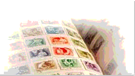 Caring for your stamp collection