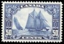 The Bluenose Canada stamp