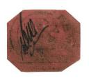 British Guiana 1¢ Magenta stamp