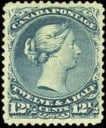 Canada stamp #28
