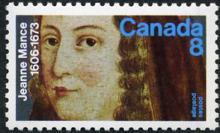 #615 Jeanne Mance