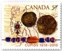2010 stamp of Cupids, NL