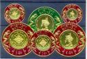bhutan-round-stamps