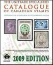 New 2009 Unitrade Specialized Catalogue of Canadian Stamps