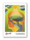 Timbre canadien 2009 pour la santé mentale