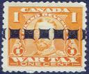 Canada timbre fiscal