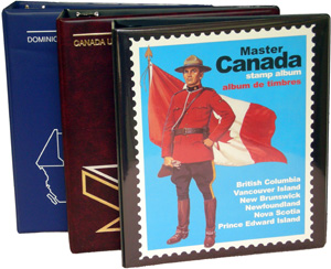 Review of the best canadian stamp albums to buy the stamp echo