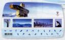 Feuillet souvenir des Jeux Olympiques d'hiver 2010 à Vancouver