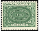 Special Delivery Stamps
