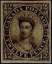 1851-Queen Victoria 12 pence stamp