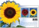 2011 Sunflowers stamps