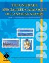 Catalogue Unitrade spécialisé pour timbres du Canada-édition 2011