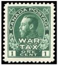 War Tax Stamps