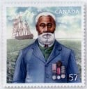 2010 William Hall V.C. Canada stamp